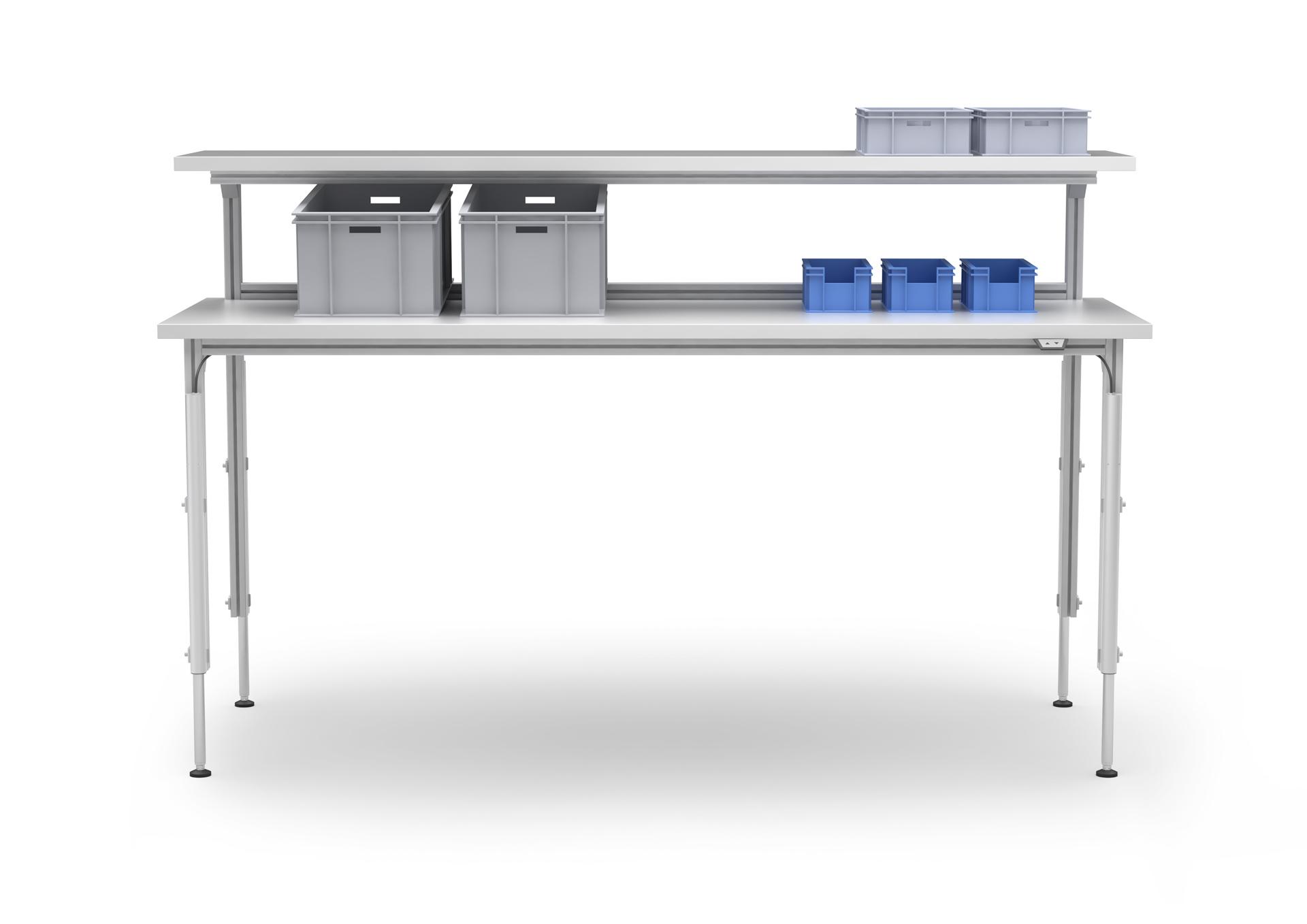 Nachrüstsystem für Werkbänke